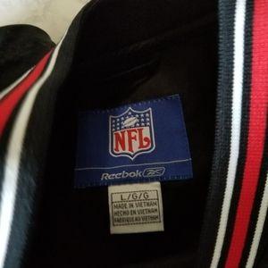 NFL Tops - NWT Tampa Bay Buccaneers Pullover Windbreaker L